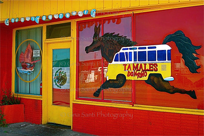 Tamales Don Toño, Downey, California.