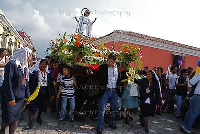 Christ resurrected, Antigua, Guatemala.