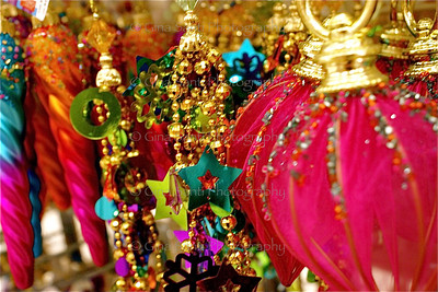 Colorful ornaments, II