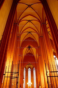 Frankfurt Cathedral, Germany.