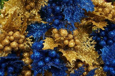 Colorful ornaments, III