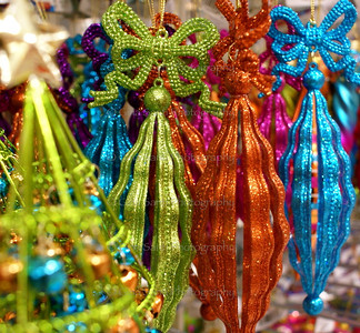 Colorful ornaments, V