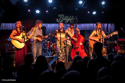 T-Sisters @ Belly Up Tavern, Solana Beach, CA