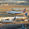 Busy Day at LAX