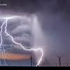 Wicked Lightning - Limon Colorado