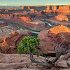 Dead Horse Point Sunrise - Utah