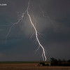 Lightning at Dusk - Kanarado Kansas