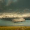 Colorado Front Range Wall Cloud