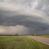 Supercell, Byars, Oklahoma