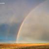 Double Rainbow, Estelline, Texas