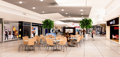 Pinjara Shopping Center Architectural Rendering