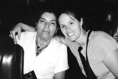El Mozote, El Salvador: Rufina Amaya & Linda