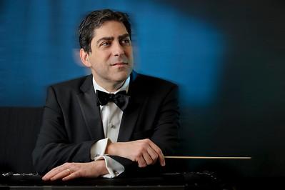 Maestro David Amado, Wilmington DE, 2012.