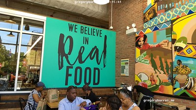 Harlem Wholefoods - Mikali Ulmer of Mikali and the Bees lemonade products By Gregory Burrus