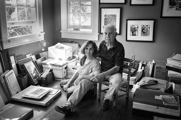 Herb Snitzer & Carol Dameron