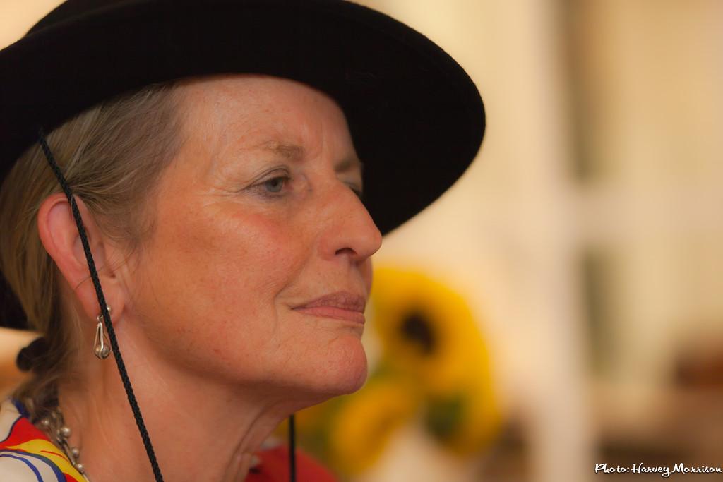 The Artist Susan Hall