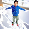 Playing in the snow is awesome and fun.  It gets kids exercise and fresh air.  I love to play in the snow!  I have snowball fights.  I sled.  I make snowmen.  and best of all, I make igloos!  Some people are afraid to go outside in the winter.  But not me!    by Anthony Drift, Fourth Grade