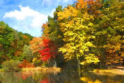 Foliage Paintings_2015