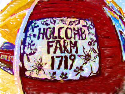 Holcomb Farm Oil Paintings
