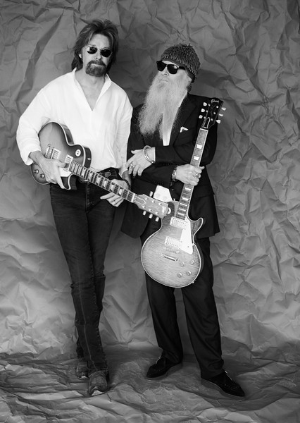 Ronnie Dunn & Billy Gibbons