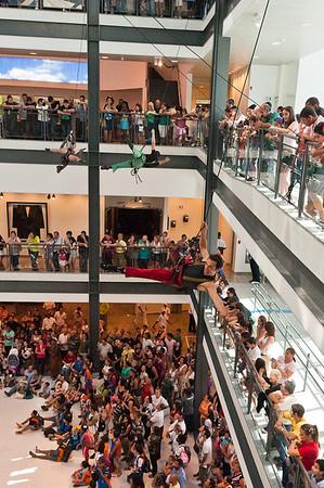 Inauguração SESC Bom Retiro, Agosto de 2011.