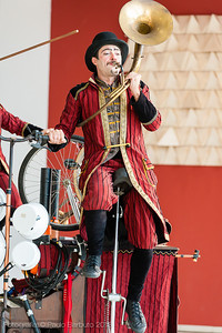 Circo Amarillo - Clake - Maio 2013