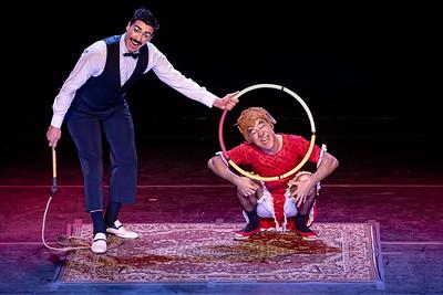 Circo Zanni - Monga - Fernando Sampaio e Felipe Bergantim