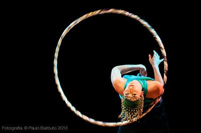 Bárbara Francesquine - Trixmix Cabaret - Julho 2013