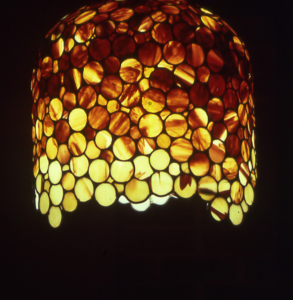 circle lampshade