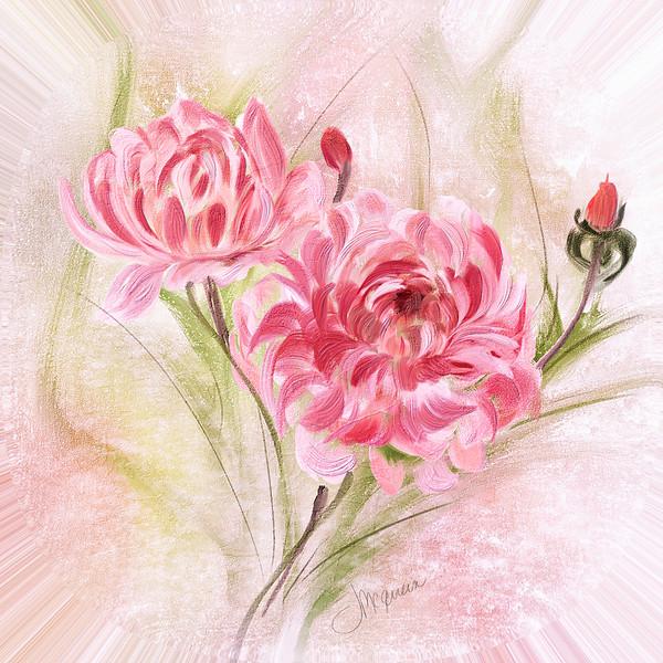 Romantic Roses (class at DAA)