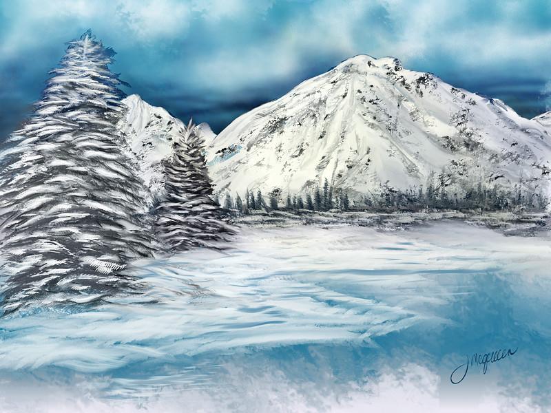 Mountains & Ice
