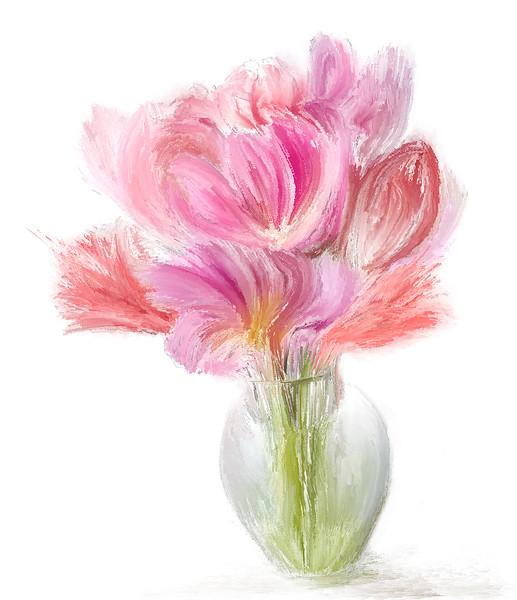 Spring in a Vase 2