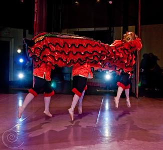 Ballet Wichita, Nutcracker 2010, Choreographed by Jill Landrith Ewonus, Chinese Variation