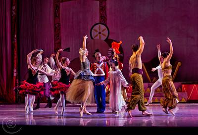 Ballet Wichita 2013 Nutcracker, Act II Intro