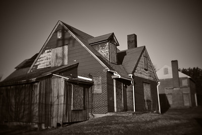 Abandoned House---Kennett Square, PA