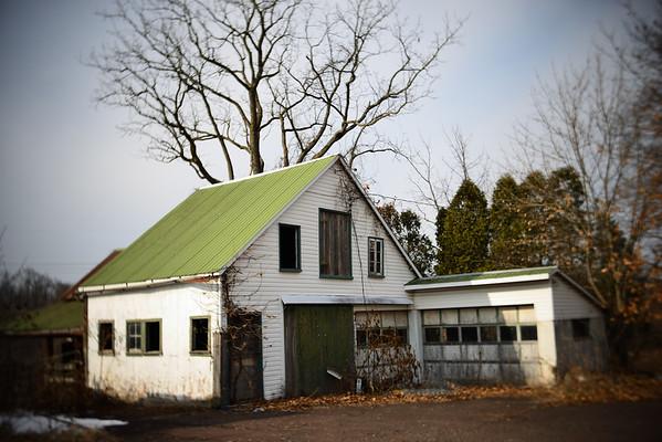 Abandoned Farm---Souderton, PA
