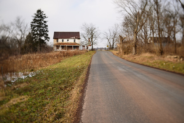 Abandoned Farm---Souderton, PA