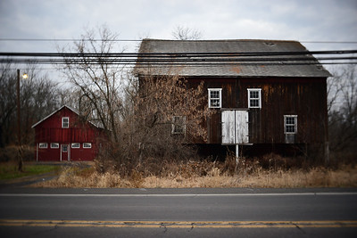 Old Barn---Quakertown, PA