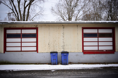 Blue Cans–––Belvidere, NJ