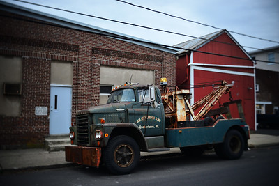 Tow Truck---Quakertown, PA