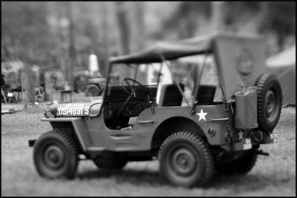 WW2 Reenactment