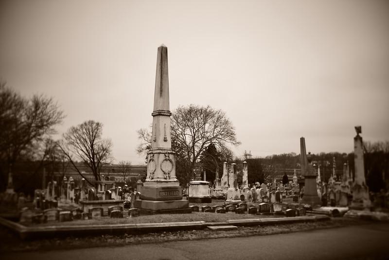 Laurel Hill Cemetery---Philadelphia, PA