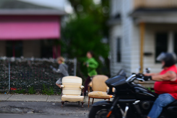 Chairs & People---Scranton, PA