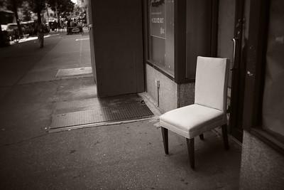 Take a Seat---New York City