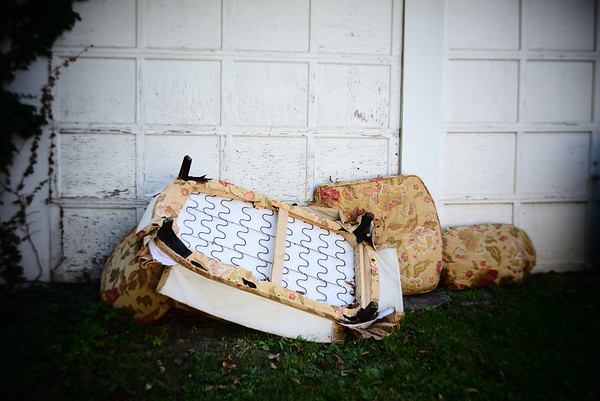 Abandoned Furniture---Norristown, PA