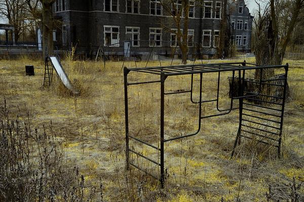 Pennhurst State School & Hospital