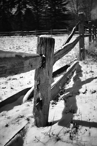 Fence---Mountain Top. PA