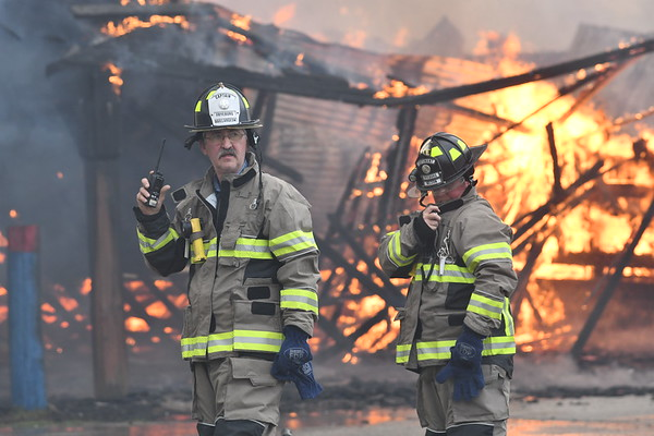 Fryeburg Fair Fire