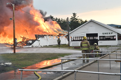 Fryeburg Fair Fire