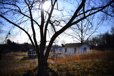 Abandoned Shack---Elkton, MD